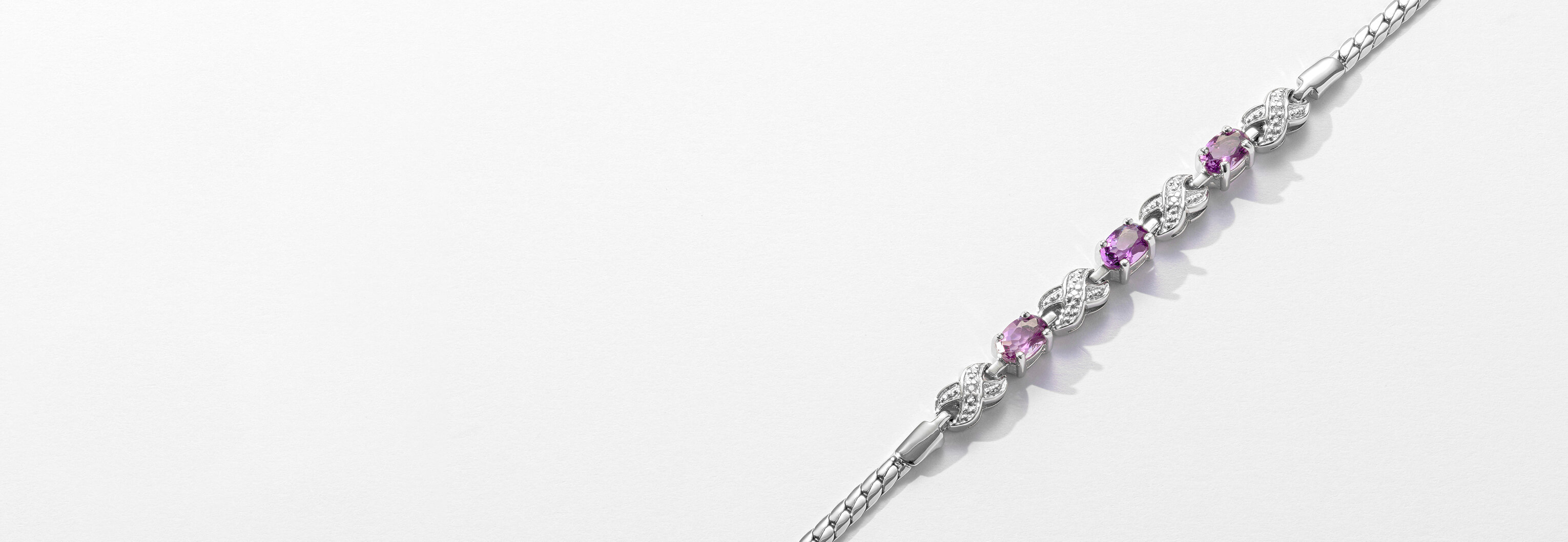 Amethyst February Birthstone Jewellery
