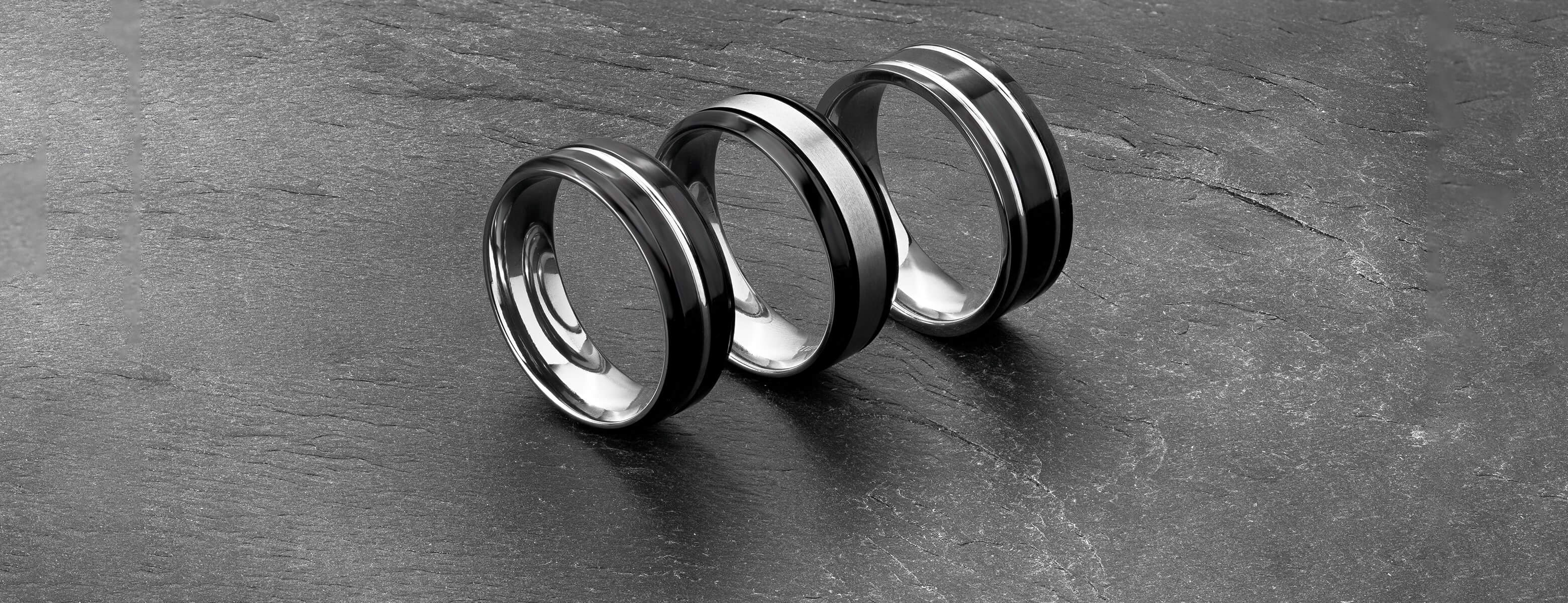 Men's Jewellery - Precision-made design