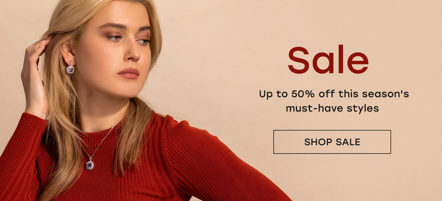 Sale: Up To 50% Off this season's must-have styles