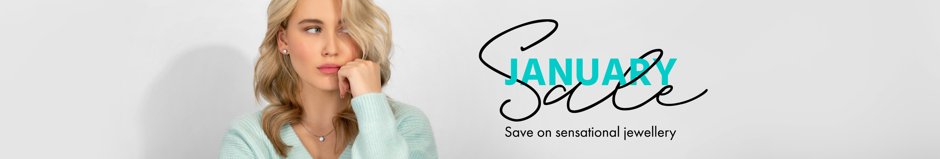 January Sale: Save on Sensational Jewellery