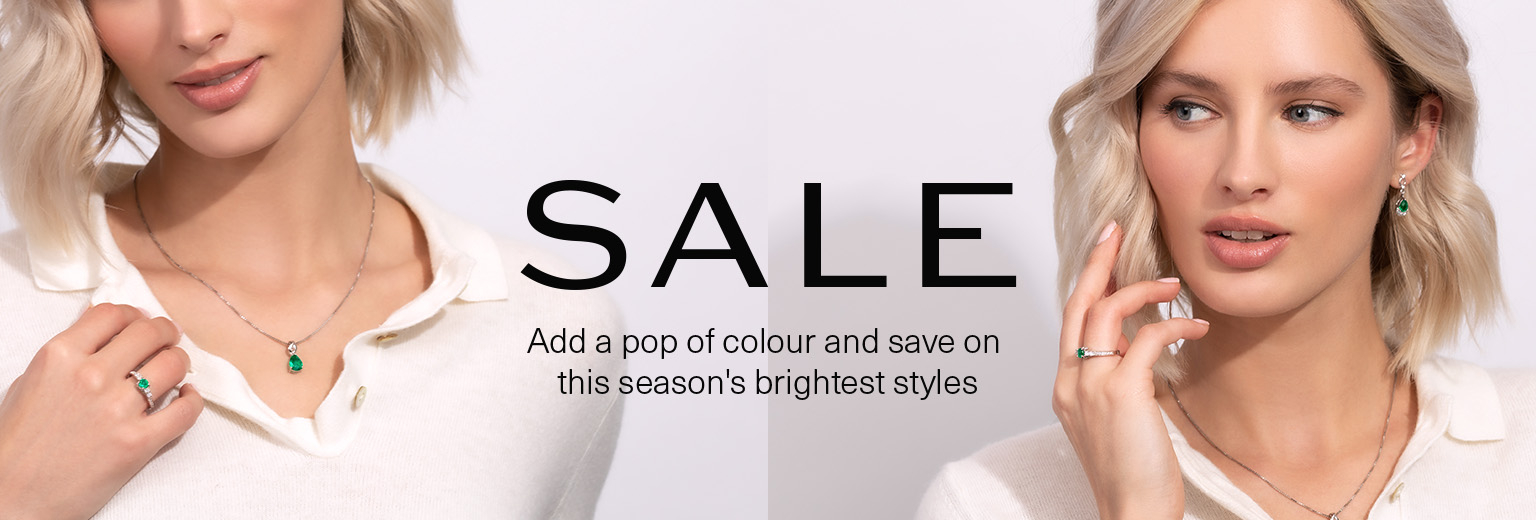 Sale: Add a pop of colour and save on this season's brightest styles