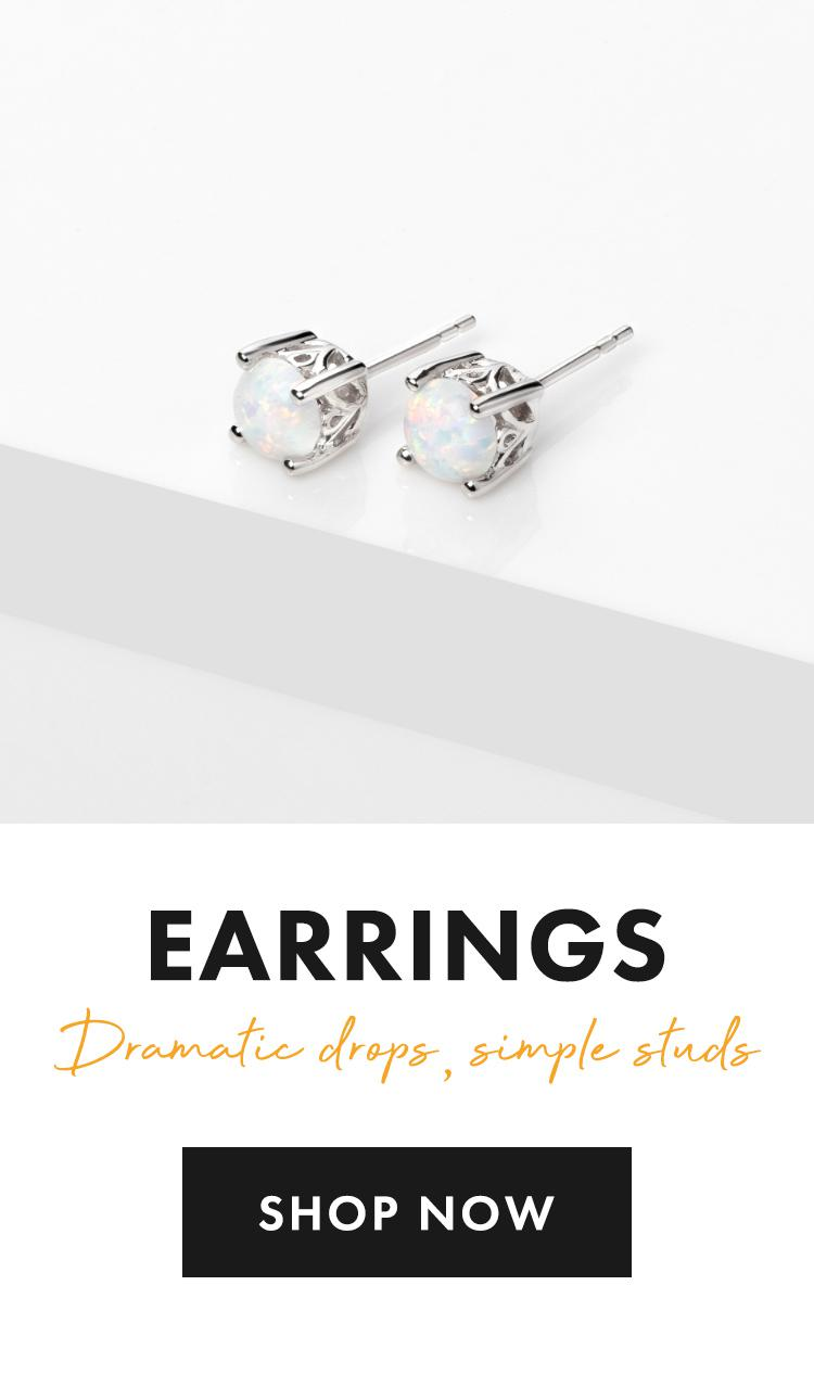 Earrings - Shop Now