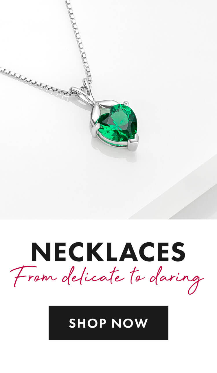 Necklaces - Shop Now
