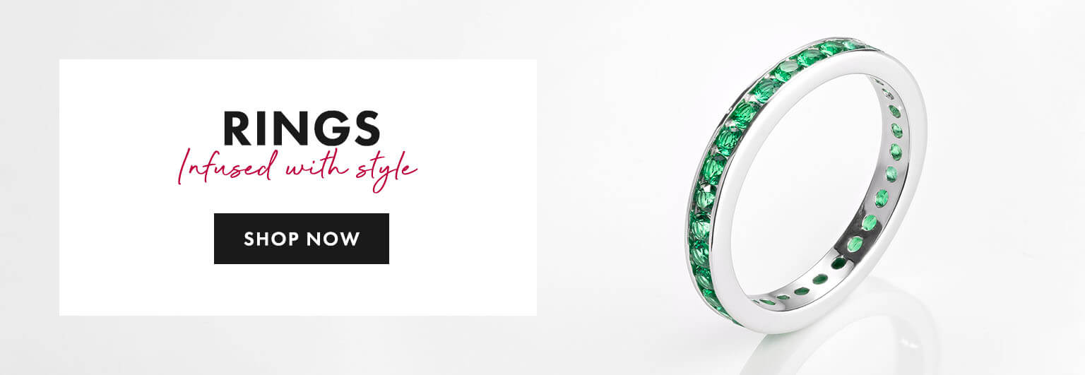 Rings - Shop Now